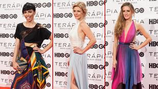 Íme a Terápia-bemutató hat legszebbje – nem mind színésznők!