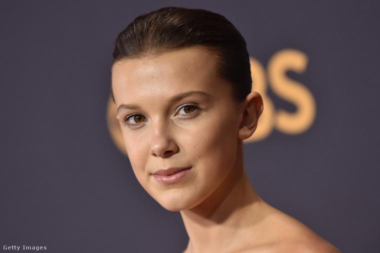 A 13 éves angol színésznő azonban akkorát változott, hogy az új portréfotóin elsőre nem ismertük meg