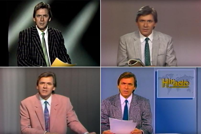 Mohai Gábor 1979-ben került a Magyar Televízióhoz. Endrei Judit legkedvesebb kollégái közé sorolja, több műsort is vezettek közösen.