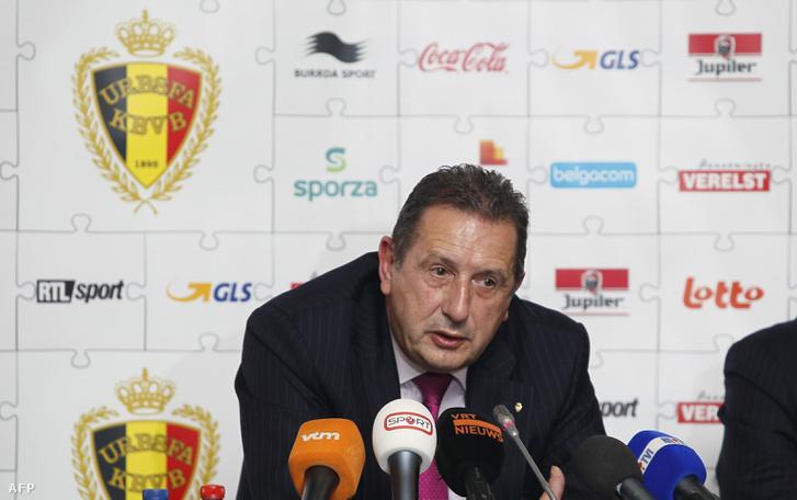 Georges Leekens 2012-ben