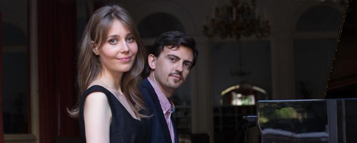 Szalai Éva és Tóth Endre