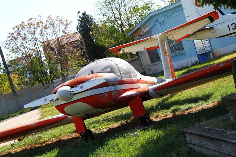 Nemcsak katonai, civil gépek is készültek Romániában