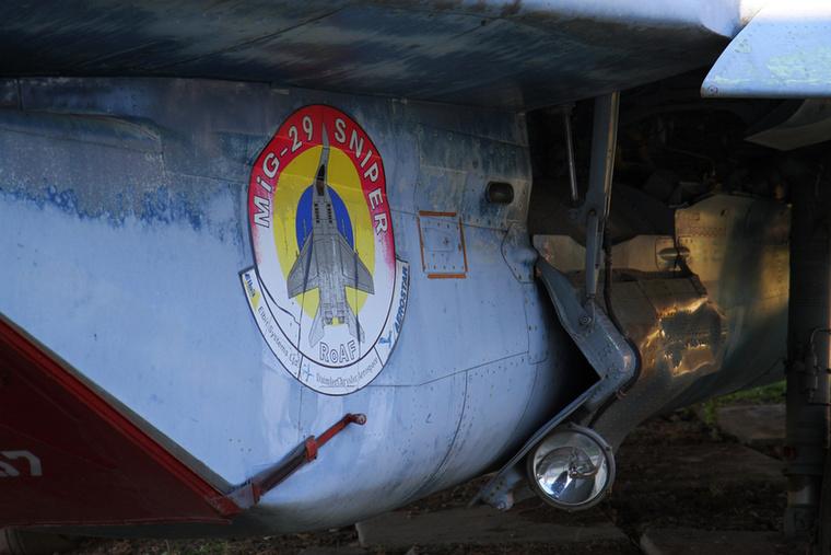 A Sniper-program keretében ezt az egy gépet izraeli segítséggel modernizálták.