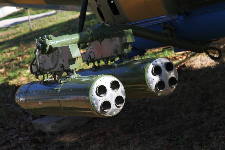 Elsősorban a keleti blokkban kedveltebb, elterjedtebb fegyverek szállítására készítették fel.