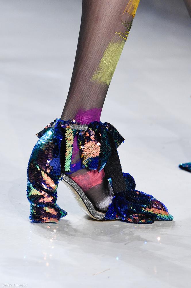 Flitterbe mártott nyári cipő a Libertine kollekciójában.