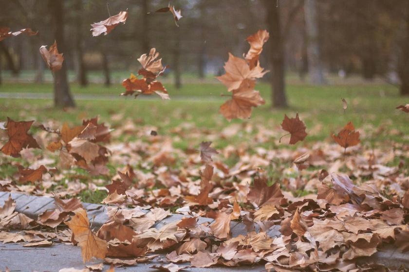 őszi időjárás