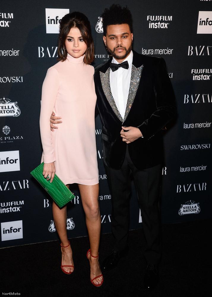 Tíz havi randevúzás után Selena Gomez és The Weeknd nemrég szakítottak