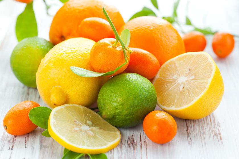 A citrusfélék tele vannak gyümölcssavval, éhgyomorra fogyasztva pedig növelik a gyomorfekély és a gyomorhurut kialakulásának kockázatát.