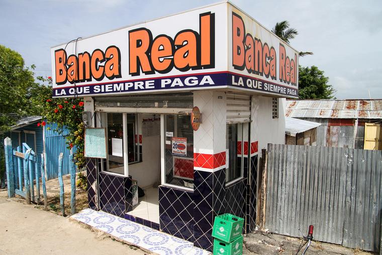 Bankfiók á'la Bavaro
