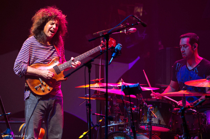 Pat Metheny és Antonio Sanchez