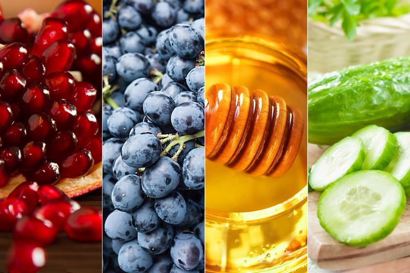 A 2 legerősebb antioxidáns-tartalmú házi kence: kivasalják a ráncokat