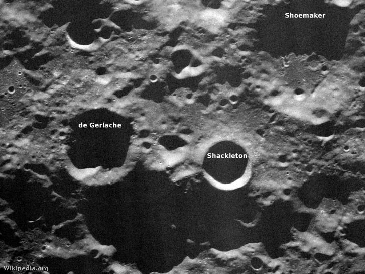 A Shoemaker kráter