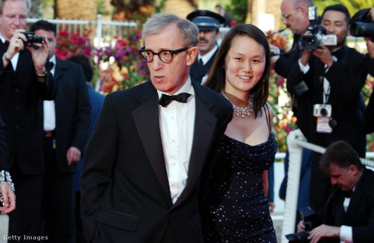 Woody Allen és Soon-Yi Previn