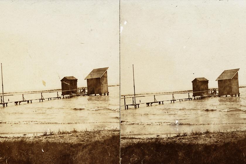 Így nézett ki egy fürdőház 1894-ben.
