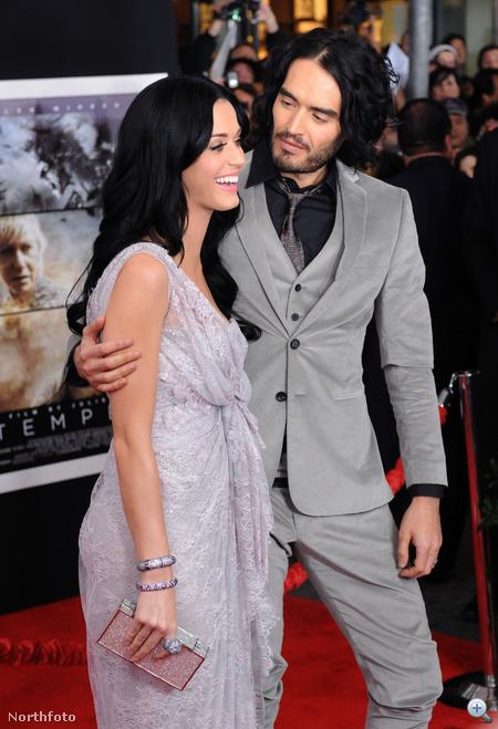 Az év legparádésabb lagziját Katy Perry és Russell Brand tartotta, Indiában, október 23-án.