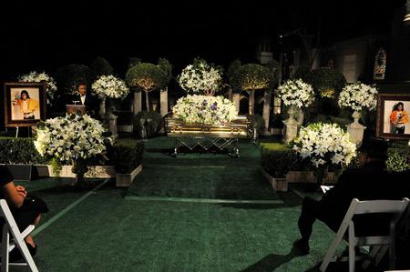 Michael Jackson temetése 2009-ben