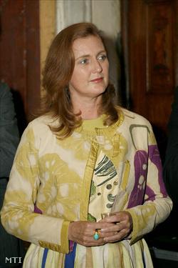 Francesca von Habsburg (Fotó: Füzesi Ferenc)