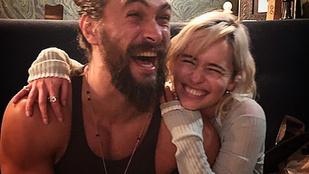 Fontos találkozás: Daenerys Targaryen az elhunyt férjével kocsmázott
