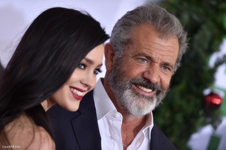 Ez, és a most következő képek a Daddy Home 2 című film premierjén készültek Mel Gibsonról és Rosalind Rossról.