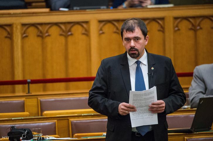 Szávay István a Jobbik képviselője