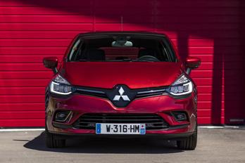 Jönnek a Renault alapú Mitsubishik