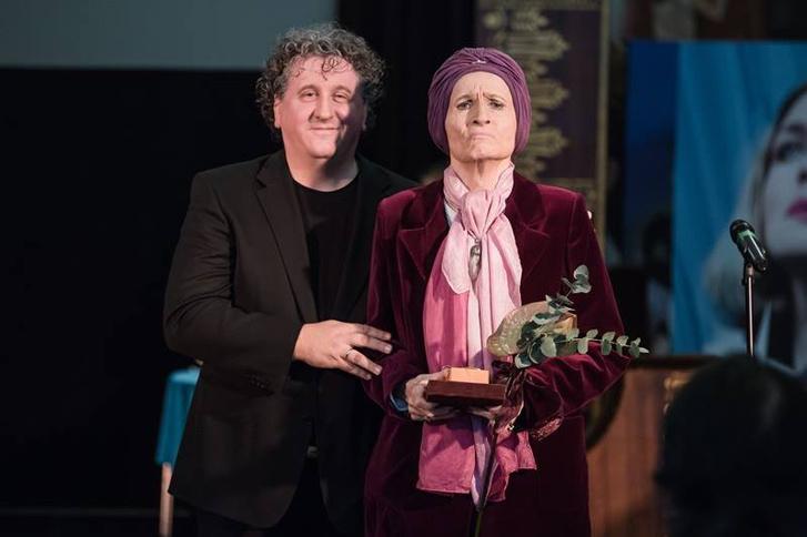 Ókovács Szilveszter és Kasza Katalin