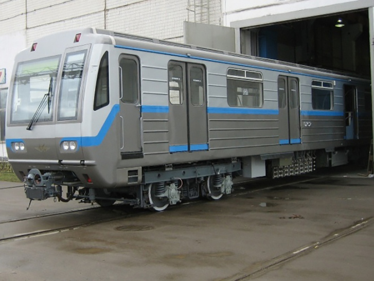 Az új nyizsnij-novgorodi metró (forrás: Metro Report)