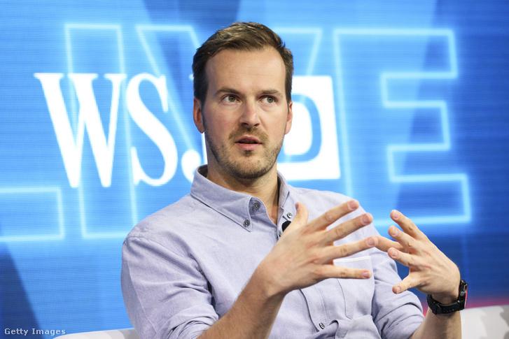 Taavet Hinrikus, a TransferWise társalapítója és vezérigazgatója