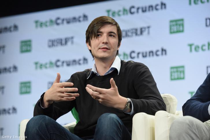 Vladimir Tenev, a Robinhood társalapítója és társ-vezérigazgatója