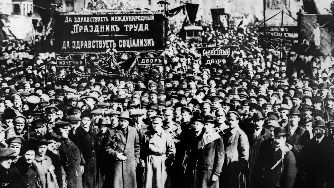Index - Tudomány - Lenint ártalmatlan részegnek hitték – ezen múlt a ... 9639cc3403