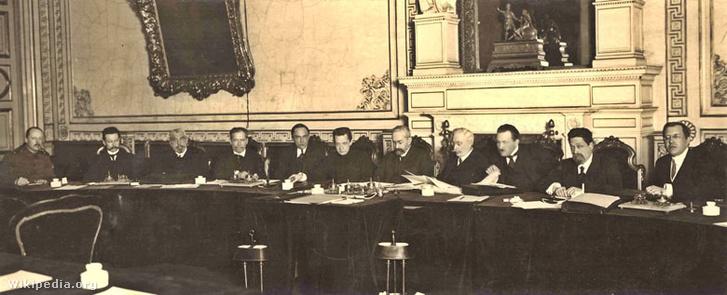 Orosz ideiglenes kormány 1917 márciusában