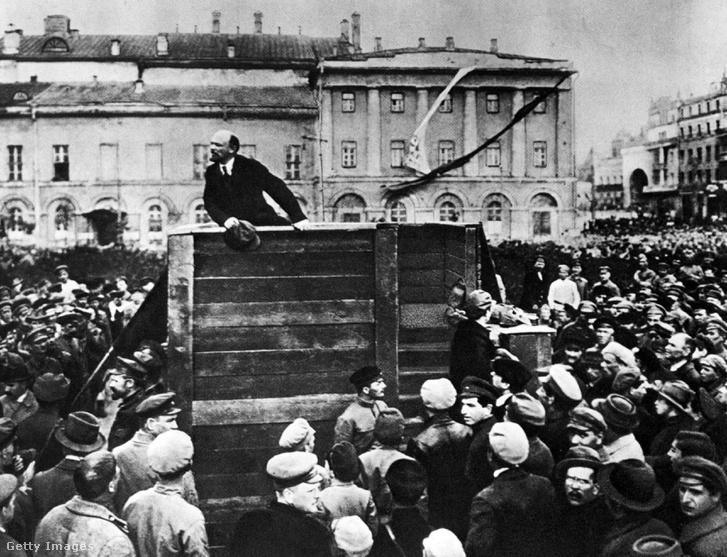 Lenin 1917-ben