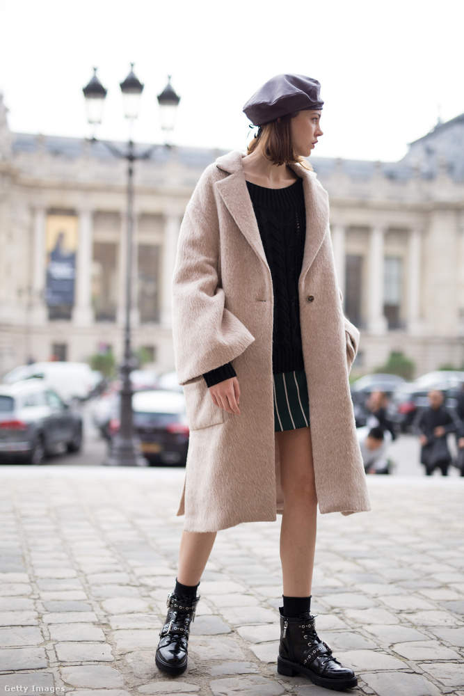 Évek óta divatos a párizsiak körében.