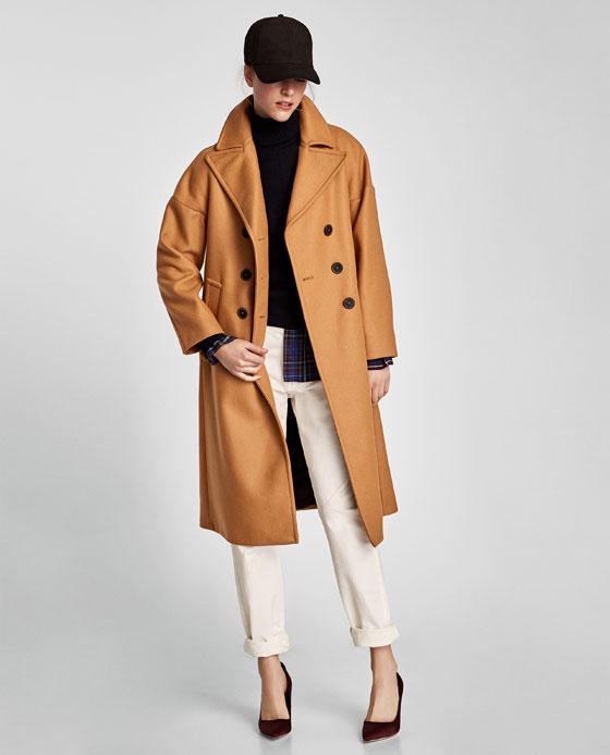 Ez a Zara fazon az aktuális trendekhez igazodik, 35.995 forintba kerül.