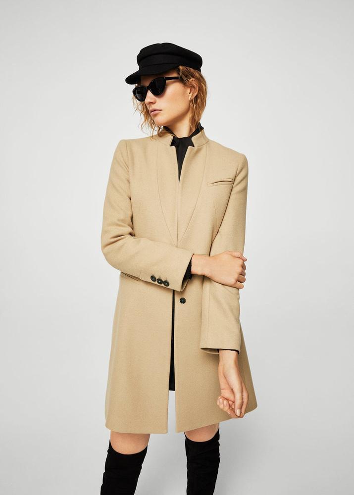 A Mangóban már 39.995 forintért is van csinos teve kabát.