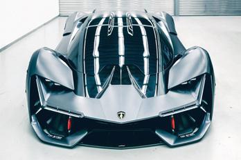 A harmadik évezred Lamborghinijét villany hajtja