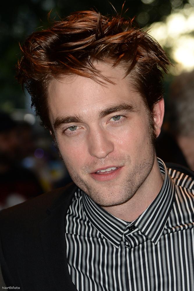 Az egyik legjobbat tartogattuk a végére, Robert Pattinsont! Becsületszavunkra nem photoshop, a következő képet tényleg így tartalmazza az archívum.