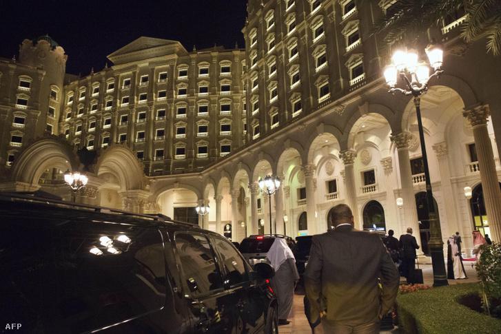 A rijádi Ritz-Carlton