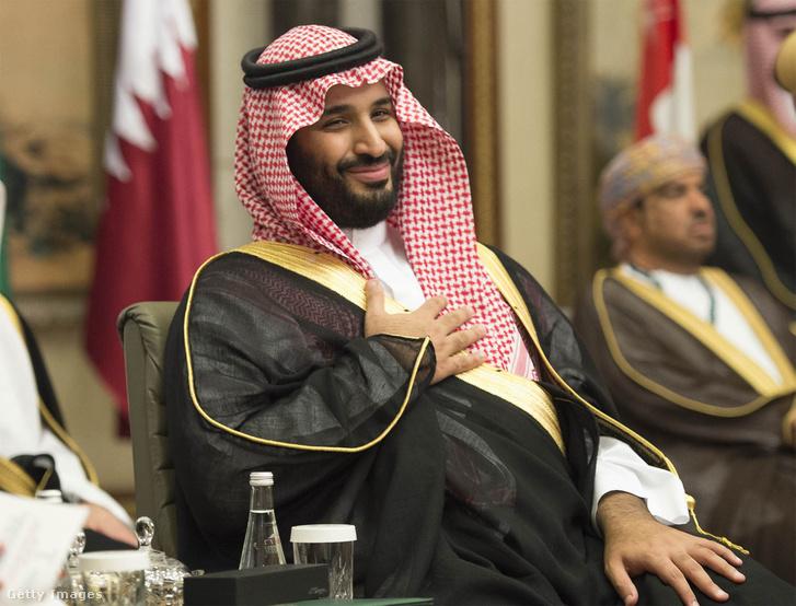 Mohamed bin Szalman