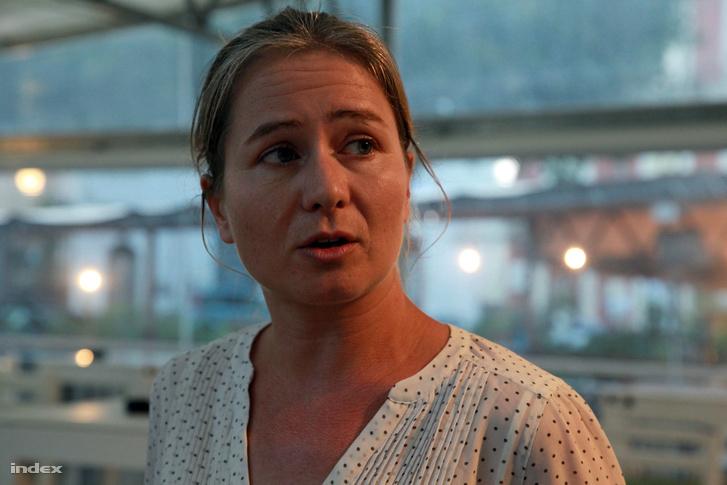 Mathilde Auvillain szerint idén már gyanakvással tekintenek a tengeri mentőkre