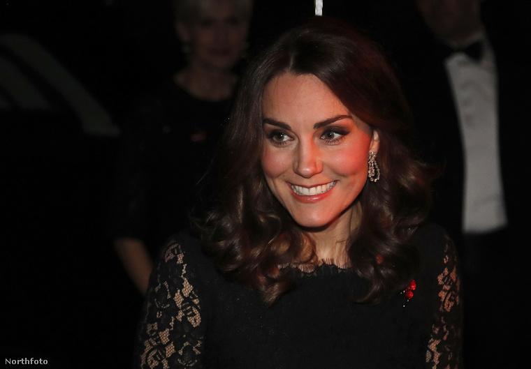 Katalin hercegné harmadik terhességének a negyedik hónapjában jár, ami több szempontból is figyelemreméltó időszak.