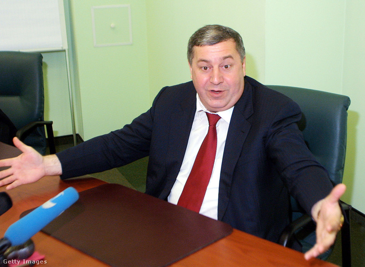 Mihail Gucerijev 2013-ban