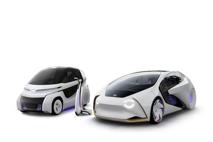 Önvezető tanulmányokat már láttunk a Toyotától, de a technológia bevezetését nem sietik el