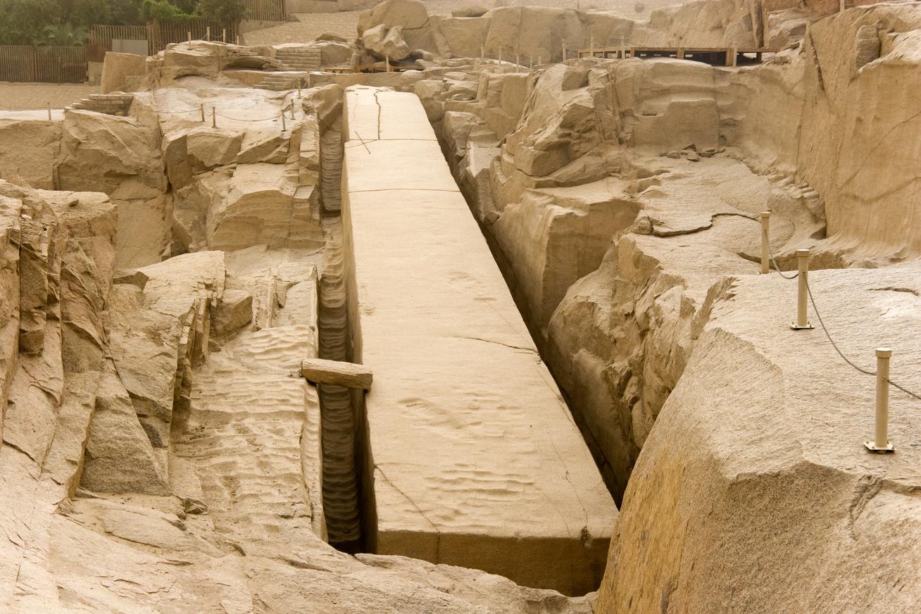 obeliszk asszuan