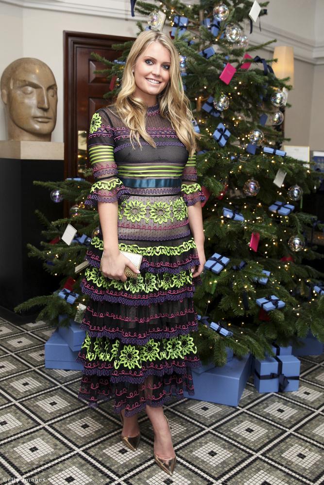 Lady Kitty Spencert tíz évvel ezelőtt Anglia legszebb fiatal nőjének választotta a Tatler Magazin.