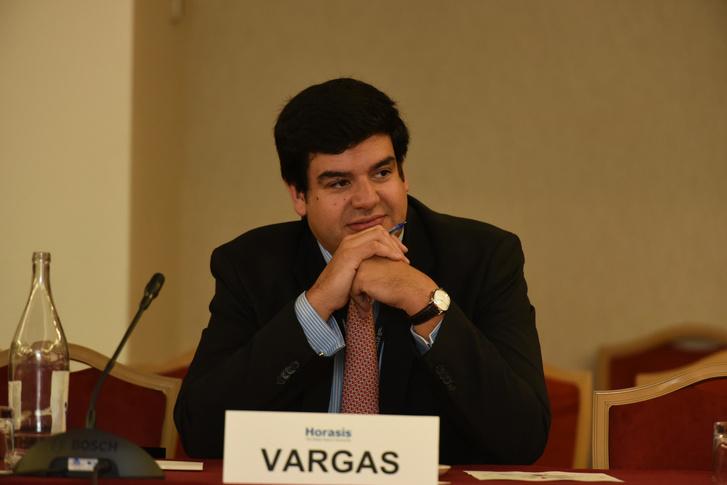 Pedro Vargas David