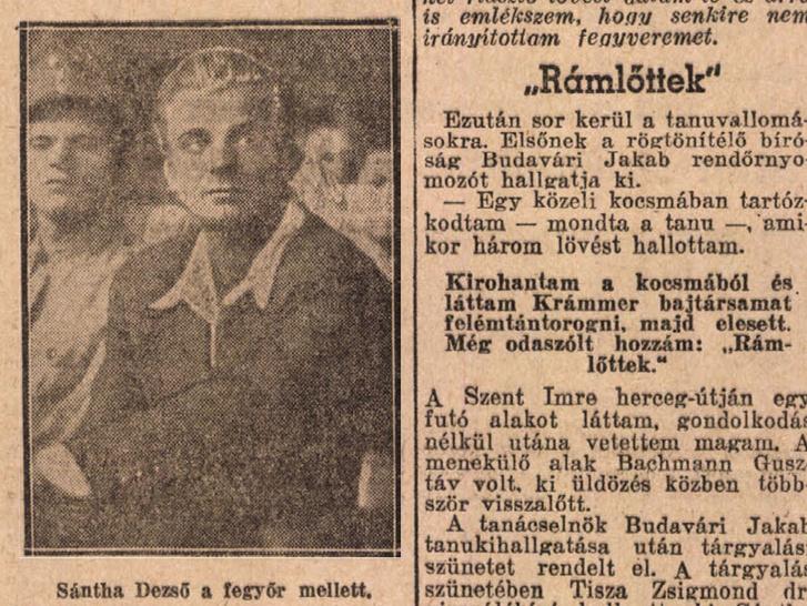 A Friss Ujság 1947. augusztus 2., szombati számának második oldala
