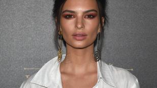 Fontos kérdés: szőkén vagy barnán csinosabb a folyton szexiző Emily Ratajkowski?