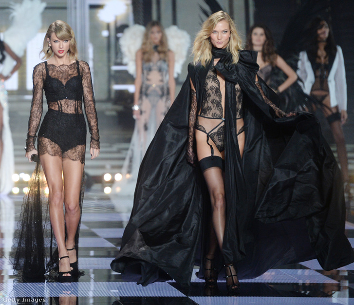 Karlie Kloss és Taylor Swift 2014-ben