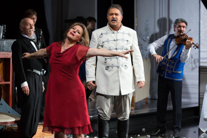 A Tatárjárás premierje a Stadttheater Geissen színpadán